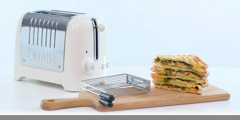 Review of Dualit 26202 2-Slot Lite Toaster