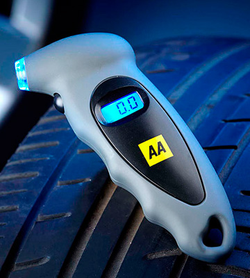 Review of AA NAADTP Digital Tyre Pressure Gauge