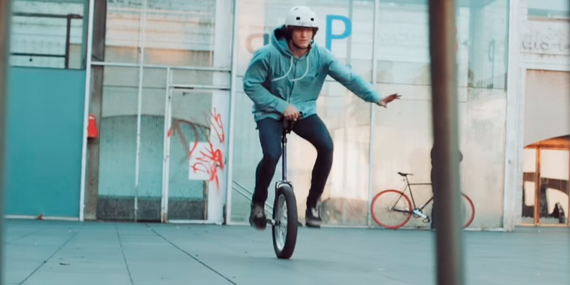 "Detailed review of Fun Chrome 20"" Unicycle"