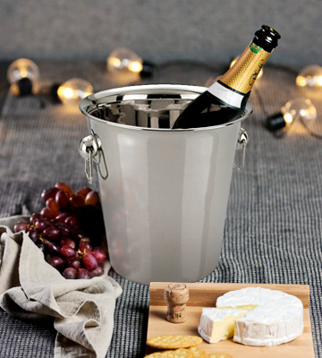 Review of Roma Champagne Wine Ice Bucket, 4 Litre