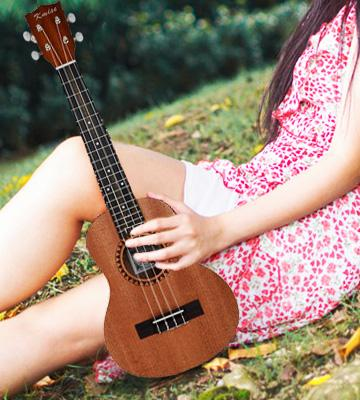 Review of Kmise Professional Tenor Ukulele