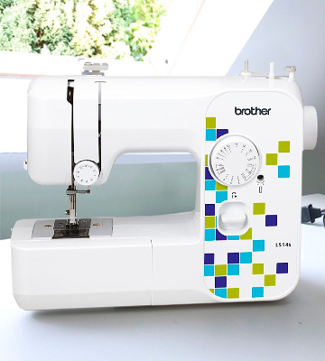 Review of Brother LS14S Sewing Machine