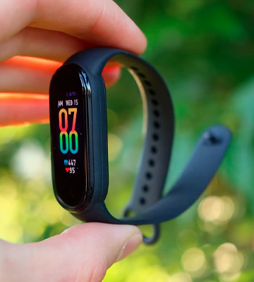 Review of Xiaomi Mi Band 5 Fitness Tracker