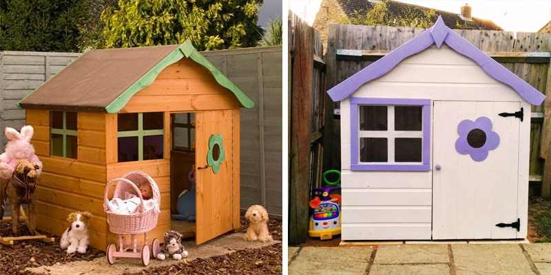 Waltons Honeypot Snug Wooden Playhouse application