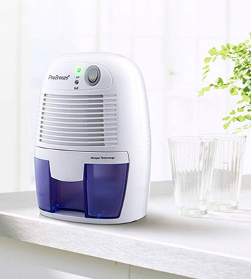 Review of Pro Breeze 500ml Compact and Portable Mini Air Dehumidifier