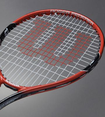 Review of Wilson Children's Roger Federer Racquet