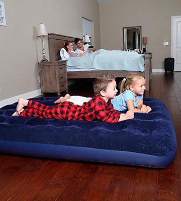 Review of Bestway 67002N Inflatable Air Bed