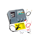 VOSS.farming Electric Fence Electric Fence Energiser Helos 4 |12 V Battery