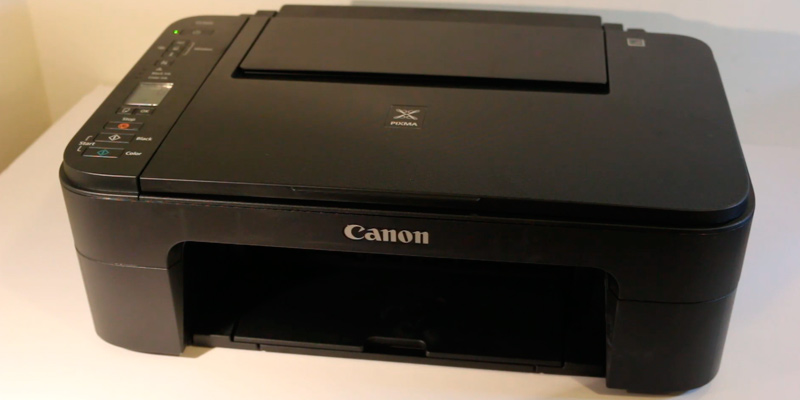 Review of Canon Pixma TS3350 All-in-One Inkjet Printer