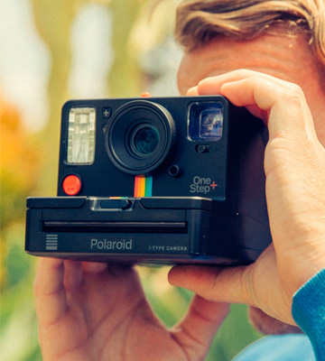 Review of Polaroid OneStep+ Instant i-Type Camera - Black