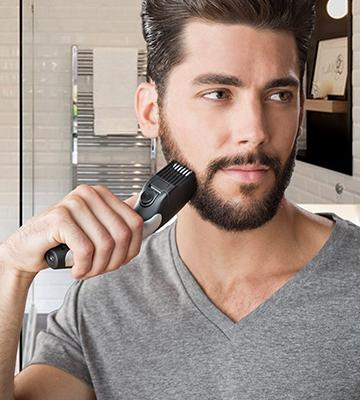 5 best beard trimmers reviews of 2018 in the uk. Black Bedroom Furniture Sets. Home Design Ideas