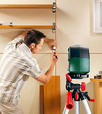 Review of Bosch PCL 10 Cross Line Laser Level