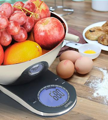 Review of Duronic KS5000 Digital Display 5KG Kitchen Scales with Bowl