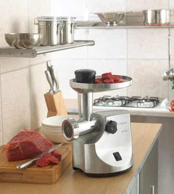 Review of Kenwood MG 510 Meat Mincer