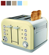 Morphy Richards 242035 Accents 4 Slice Toaster