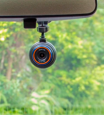 Review of THIEYE ZERO+ Mini Car Camera with Night Vision (+32GB SD Card)