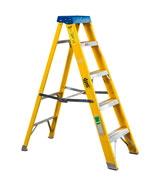 DJM Direct DJMSL05 Fibreglass Step Ladder