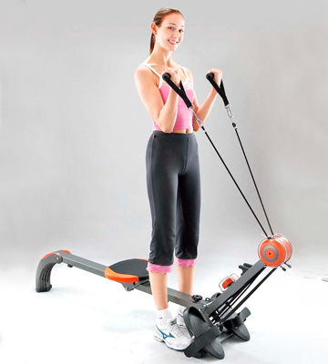 Review of Body Sculpture BR3010 Rower and Gym