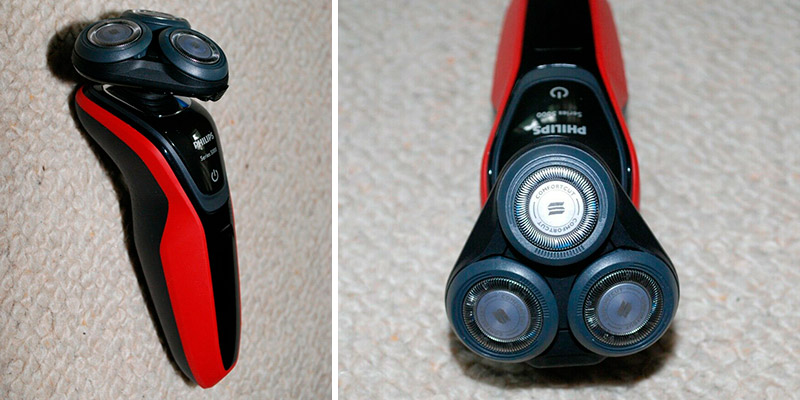 Review of Philips S5240/06 SERIES 5000 Rotary Shavers