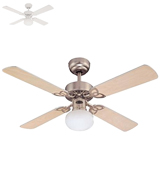 Westinghouse 7227240 Vegas Ceiling Fan
