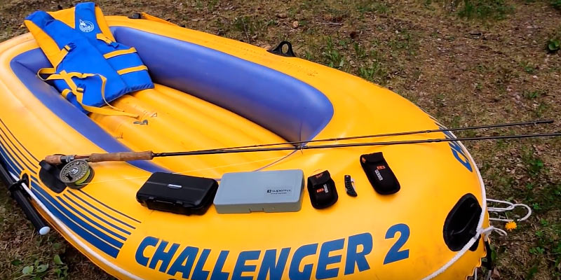 Review of Intex Challenger 2 (68367EP) Boat Set