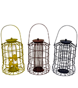 Selections Squirrel Proof Bird Feeders Set of 3