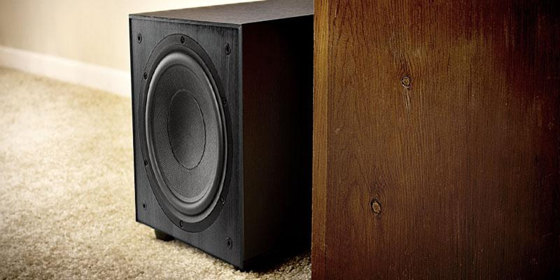 Detailed review of Wharfedale Diamond Subwoofer