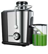 Aicok 800W Wide Mouth Juice Extractor Centrifugal Juicer