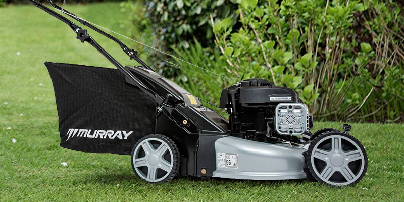 Review of Murray EQ200 Petrol Lawn Mower