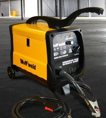 Review of Wolf MIG 140 Welder