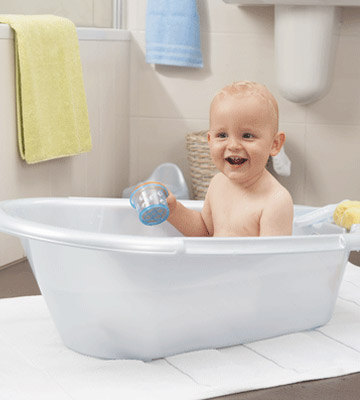 Review of Rotho Babydesign 20020 0103 BB Bath Tub