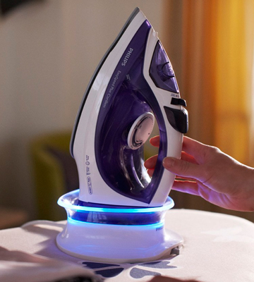 Review of Philips GC2086/30 EasySpeed Plus Cordless Steam Iron
