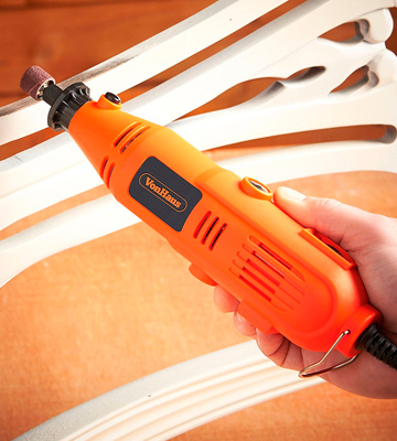 Review of VonHaus 15/065 135W Rotary Multitool with 243pc Accessory Kit