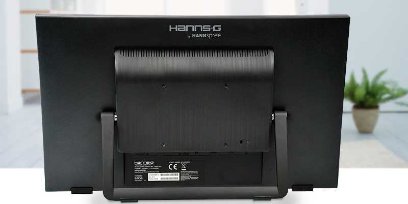 Hanns.G HT225HPB Touchscreen Monitor in the use