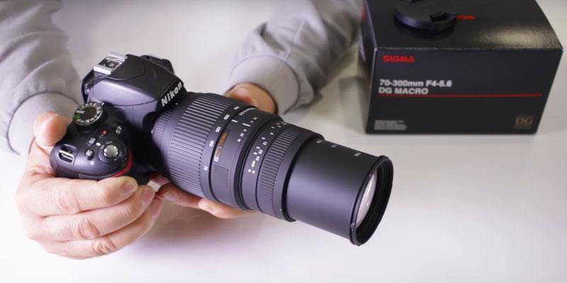 Review of Sigma 70-300mm f/4-5.6 DG Macro Motorized Telephoto Zoom Lens
