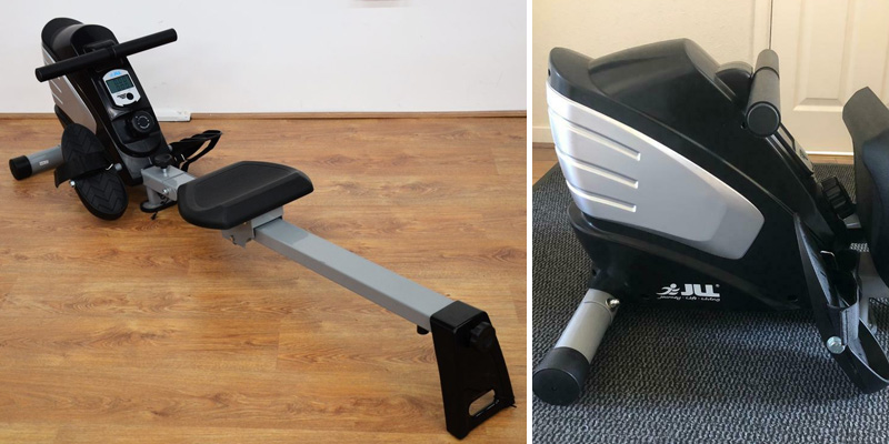 Review of JLL R200+ Home Rowing Machine