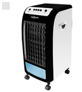 OneConcept ACO3 Caribbean Blue 3-in-1 Air Cooler