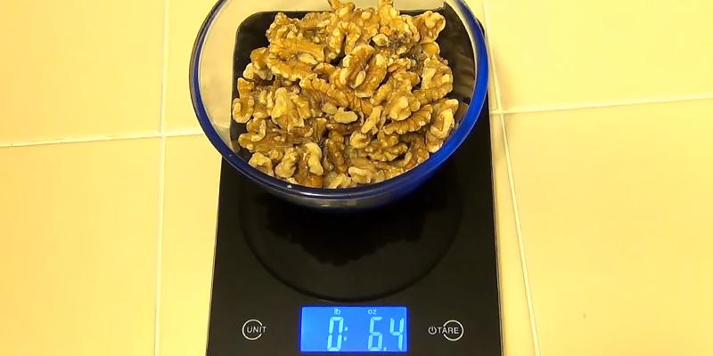 Detailed review of Ozeri Touch ZK13 Professional Digital Kitchen Scale
