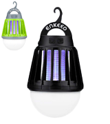 ENKEEO 213434001 Camping Lantern Mosquito Zapper