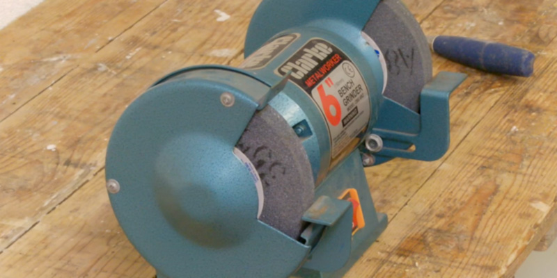 Review of Clarke CBG6RP Bench Grinder