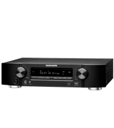 Marantz NR1509 Slim 5.2 Channel AV Receiver with HEOS (Black)