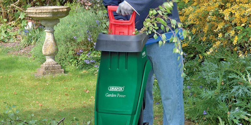 Review of Draper 35900 Garden Shredder
