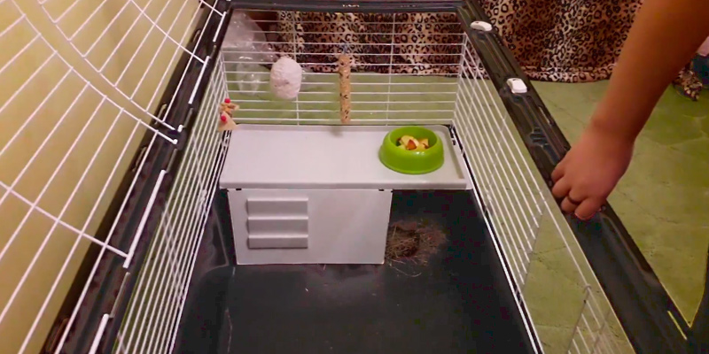 Review of Ferplast Casita 120 Rabbit Cage