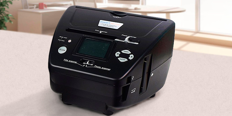 Review of DIGITNOW! M122 Slide Scanner
