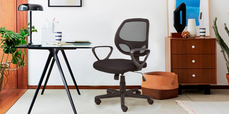 Review of Hippo (OE1002BK) Essentials Mesh Chair for Home and Office