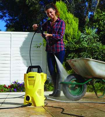 Review of Karcher K2 Compact Pressure Washer