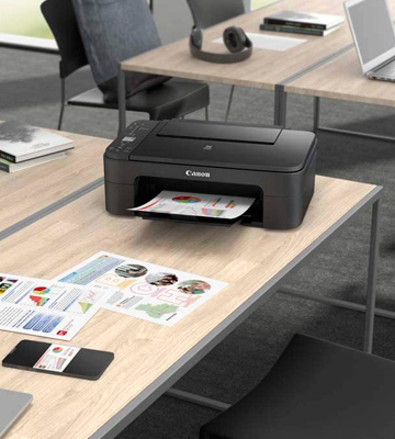 Review of Canon Pixma TS 3350 All-in-One Printer