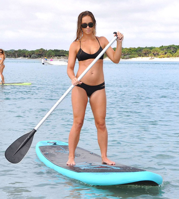 Review of Aquamarina VAPOR Inflatable Stand Up Paddle Board SUP