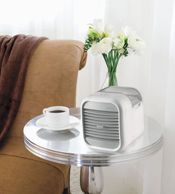 Review of HoMedics MY CHILL Personal Air Cooler