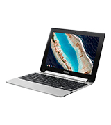 ASUS C101PA-FS002 10.1 Touchscreen Chromebook Flip (OP1 Processor, 4GB RAM, 16GB eMMC)